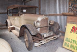 Picture relating to Tumby Bay - titled '1927 Studebaker Car, Tumby Bay'