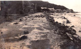 Picture relating to Gold Coast - titled 'Gold Coast Currumbin Beach after a storm early 1930's'