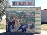 Picture relating to Breeza - titled 'Ben Hall's wall'