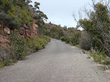 Picture of / about 'Mount William' Victoria - The road to the top