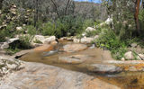Picture of / about 'Gibraltar Creek' the Australian Capital Territory - Gibraltar Creek below Gibraltar Falls