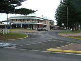 Picture relating to Beachport - titled 'Beachport Main Street'