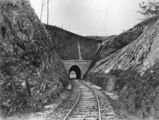 Picture of / about 'Gogango Range' Queensland - Moocomonga railway tunnel, Gogango Range