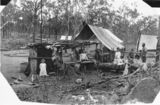 Picture of / about 'Eidsvold' Queensland - Mining days at Auburn Falls, Eidsvold district
