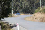 Picture relating to Dover - titled 'Cars 1 of 10 Car Action Pics Dover to Surges Bay Tasmanian Mini Targa event February 2010 '