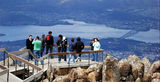 Picture of / about 'Hobart' Tasmania - From Mt Wellington Hobart