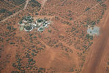 Picture relating to Gidgee Mine - titled 'Gidgee Mine - aerial view 4'