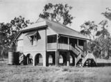 Picture relating to Kleinton - titled 'Kleinton State School in the Toowoomba District, 1910'