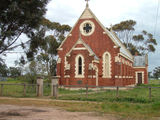 Picture relating to Korong Vale - titled 'Korong Vale Church'