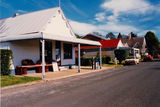 Picture relating to Burrawang - titled 'Burrawang main street'
