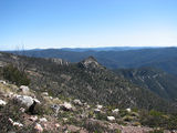 Picture relating to Tidbinbilla Range - titled ''The Pimple''
