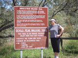 Picture of / about 'The Devils Peak' South Australia - The Devils Peak