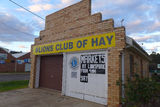 Picture relating to Hay - titled 'Lions Club of Hay'