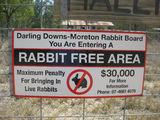 Picture relating to Dunmore State Forest - titled 'Rabbit sign'