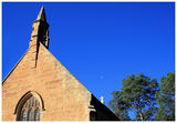 Picture relating to Berrima - titled 'Berrima - Edmund Blackeket designed church'