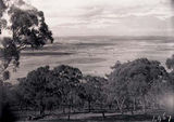 Picture relating to Duntroon - titled 'View from Red Hill over Kingston area to Duntroon'