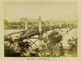 Picture relating to Rockhampton - titled 'Fitzroy Bridge over the Fitzroy River at Rockhampton'