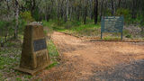 Picture relating to Warrumbungle National Park - titled 'Start of many walks'