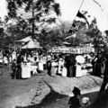Picture relating to Milton - titled 'Rosalie and Milton patriotic fete during World War One, 1915'