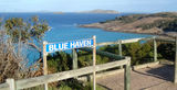 Picture relating to Esperance - titled 'Blue Haven Beach Esperance'