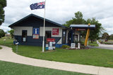 Picture relating to Lake Bolac - titled 'Lake Bolac Information Centre'