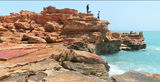Picture of / about 'Gantheaume Point' Western Australia - Gantheaume Point Broome WA