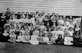Picture relating to Marburg - titled 'Students of Marburg State School, ca. 1912'