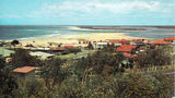 Picture relating to Caloundra - titled 'Caloundra overlooking Pumistone Passage towards Bribie Island'