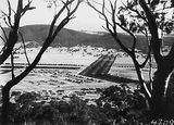 Picture relating to Braddon - titled 'Haig Park and the northern end of Braddon, from Mount Ainslie.'