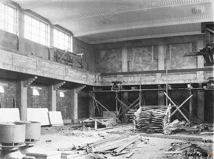 Bonzle: Australian Institute of Anatomy- Main Exhibition Hall, under ...