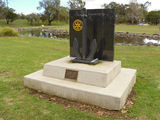 Picture relating to Tamworth - titled 'HMAS Tamworth memorial'