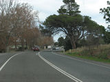 Picture relating to Barton Highway - titled 'Barton Highway at Murrumbateman'