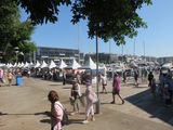 Picture relating to Pyrmont - titled 'SMH Growers Markets Pyrmont Bay Marina'
