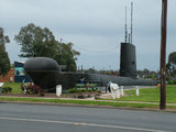Picture of / about 'Holbrook' New South Wales - HMAS Otway Submarine at Holbrook