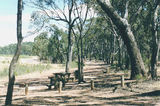 Picture relating to Wychitella Flora And Fauna Reserve - titled 'Wychitella Flora And Fauna Reserve, Skinners Flat Reservour; Wedderburn Vic'