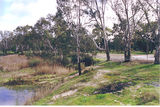 Picture of / about 'Dimboola' Victoria - Dimboola Rest Area, Wimmera River, Western Hwy
