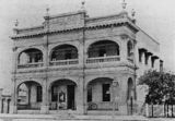 Picture relating to Rockhampton - titled 'Rockhampton Harbour Board building, 1899'