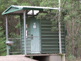Picture relating to Belanglo State Forest - titled 'Belanglo State Forest Toilet'