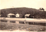 Picture relating to Gold Coast - titled 'Gold Coast, Currumbin Beach - 1930's'