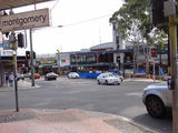 Picture relating to Kogarah - titled 'Railway Pde/Montgomery St intersection'