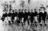Picture relating to Mundubbera - titled 'Mundubbera Rugby League Team, Cup Winners in 1922'