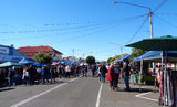 Picture relating to Gayndah - titled 'Gayndah Street pics during the Procession'