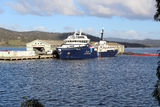 Picture relating to Port Huon - titled 'Port Huon'