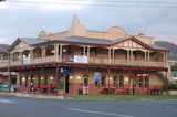 Picture relating to Adelong - titled 'Adelong Hotel'