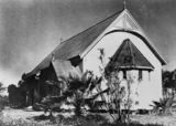 Picture relating to St George - titled 'Christ Church of England, St George, Queensland, ca. 1946'