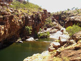 Picture relating to Lennard River Gorge - titled 'Lennard River Gorge'