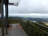 Picture relating to Buninyong - titled 'Fire Tower Mount Buninyong'