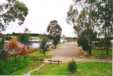 Picture relating to Nicholson - titled 'Nicholson Rest Area, Princes Highway'