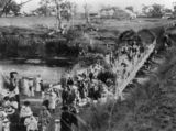 Picture relating to Inglewood - titled 'Opening of the new bridge at Inglewood, 1911'