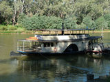 Picture relating to Echuca - titled 'Paddle Boat 'Canberra' Echuca'